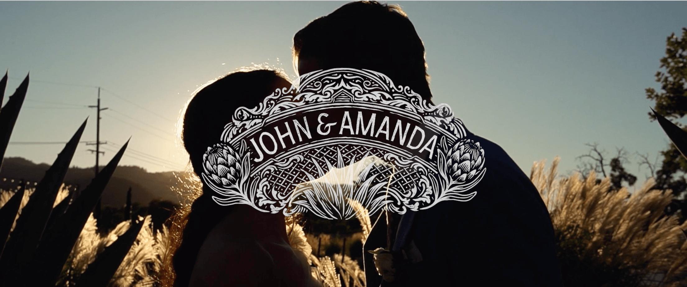 John & Amanda